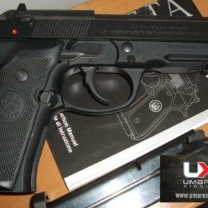 Αεροβόλο πιστόλι Umarex Beretta M92 A1