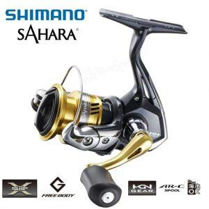 Μηχανισμός SHIMANO Sahara FI